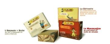 La Savonnerie Bourbonnaise, avec ses packagings trop mignon !